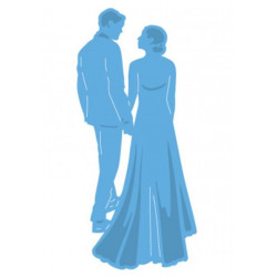 Marianne Design - Silhouette Couple