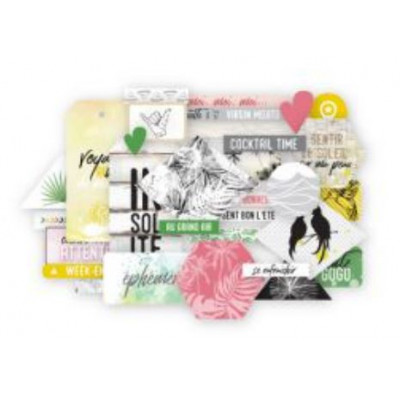 Les Ateliers de Karine -  Long Courrier -Die Cuts