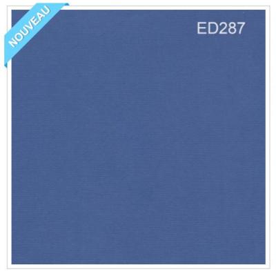 Cardstock texturé uni- Coloris Bleu de chine
