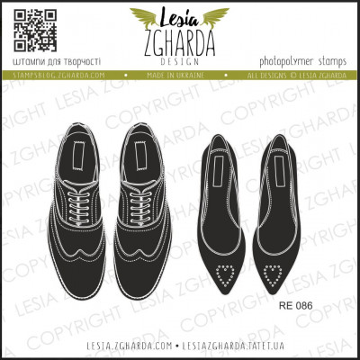 Tampon Lesia Zgharda - Shoes Mr & Mrs