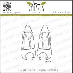 Tampon Lesia Zgharda - Sandals
