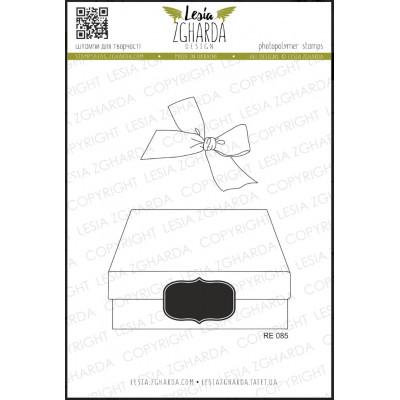 Tampon Lesia Zgharda - Gift box