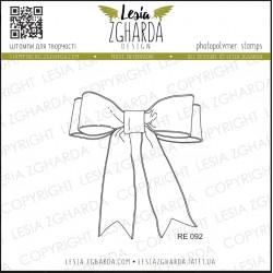 Tampon Lesia Zgharda - Big bow