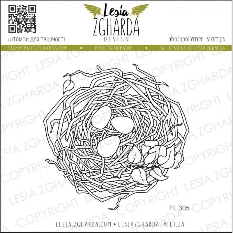 Tampon Lesia Zgharda - Nest