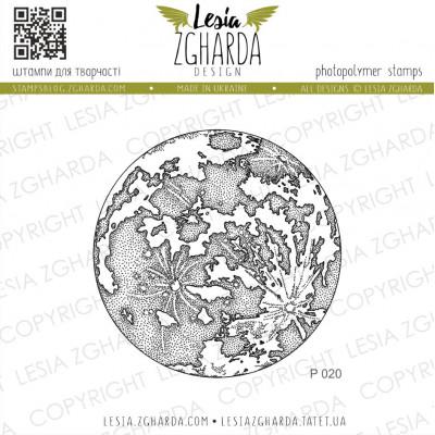 Tampon Lesia Zgharda - To the Moon