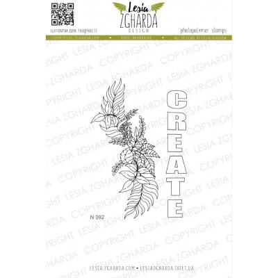 Tampon Lesia Zgharda - Create