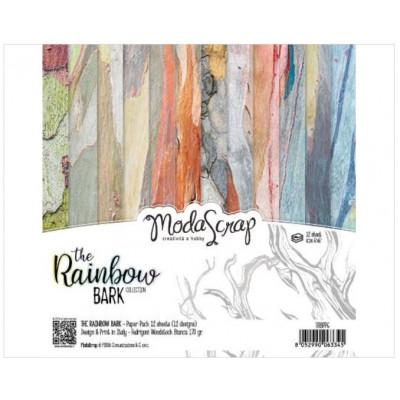 ModaScrap - Paper Pack 15.2x15.2 - Ecorce en couleur