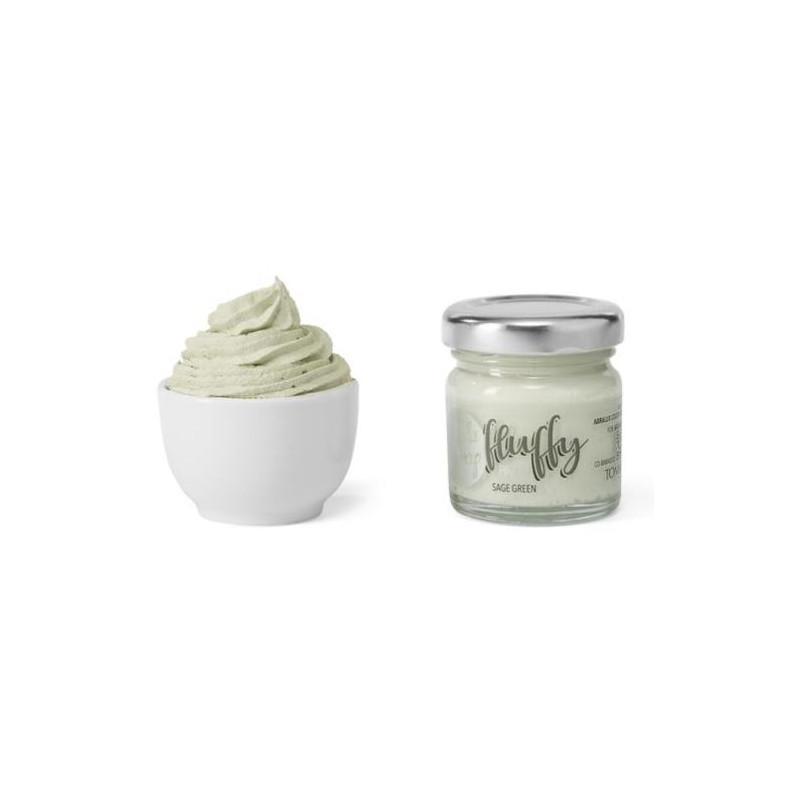 ModaScrap - Fluffy - Sage Green
