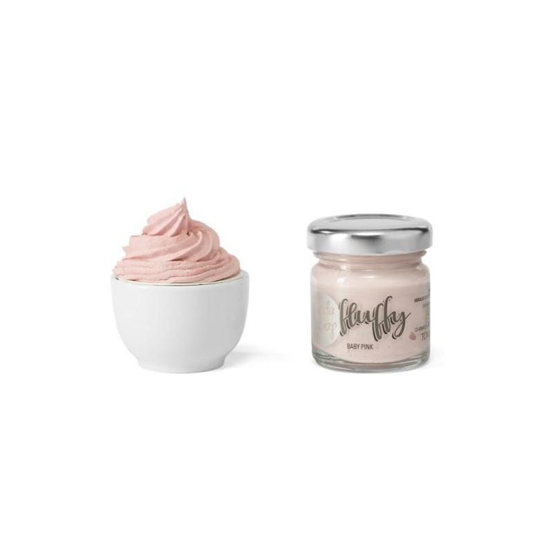 ModaScrap - Fluffy - Baby pink