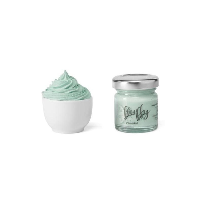 ModaScrap - Fluffy - Aquamarine