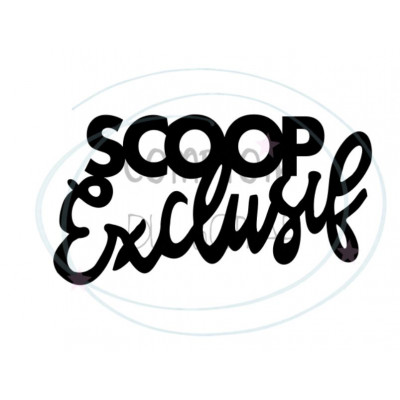 Comptoir Scrap - Die Scoop exclusif