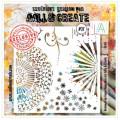 AALL & Create - Pochoir 027 - Roue