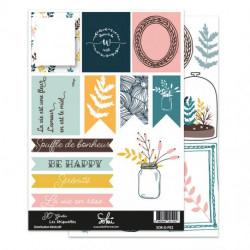 Planches d'étiquettes Sokai - SO'Garden -2