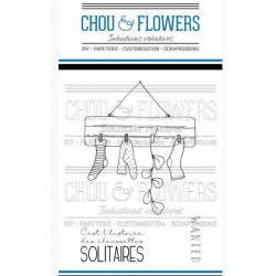 Tampons clear Chou & Flowers - Chaussettes