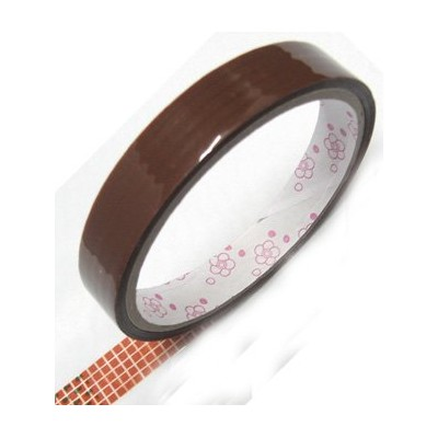 Deco Tape - Quadrillage - Marron