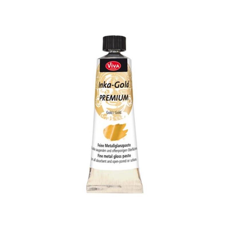 Inka-Gold Premium - Pâte - Or