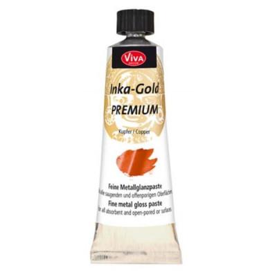 Inka-Gold Premium - Pâte - Cuivre