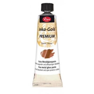 Inka-Gold Premium - Pâte - Bronze