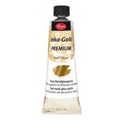 Inka-Gold Premium - Pâte - Or Antique
