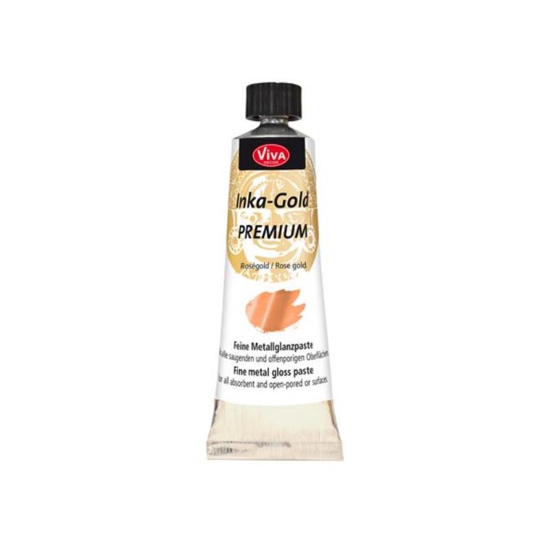 Inka-Gold Premium - Pâte - Or rosé