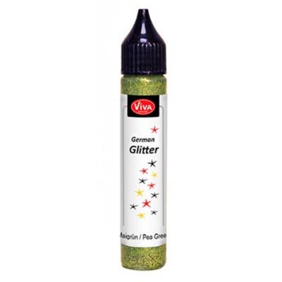 German Glitter - Vert Mai