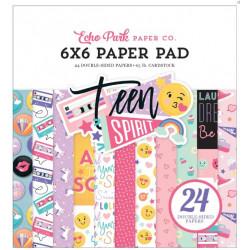 Pack de papiers 15.2 x 15.2 - Echo Park - Teen Spirit