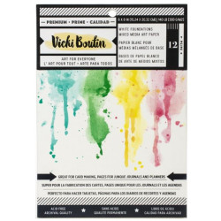 Pack de papiers - Vicki Boutin