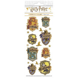 Pack de stickers - Harry Potter