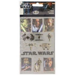 Pack de stickers - Saga Star Wars