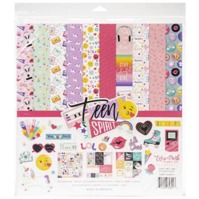 Pack de papiers 30.5 x 30.5 - Echo Park - Teen Spirit