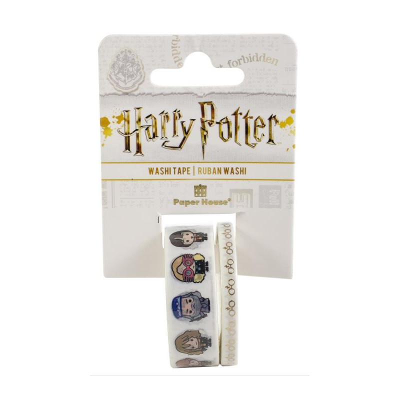 Washi tape - Paper House - Harry Potter - Chibi
