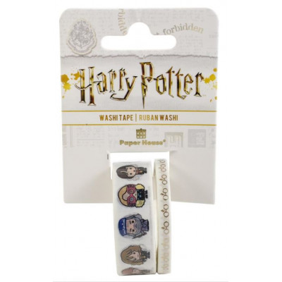 Washi tape - Paper House - Harry Potter - Chibi