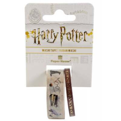 Washi tape - Paper House - Harry Potter - Icon