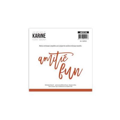 Dies Les Ateliers de Karine - Esprit Bohème - Amitié Fun