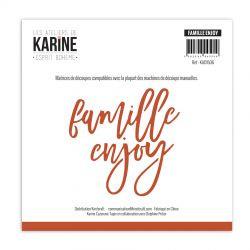 Dies Les Ateliers de Karine - Esprit Bohème - Famille Enjoy