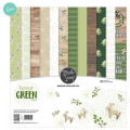 ModaScrap - Paper Pack 30.5 cm x 30.5 cm - Forever Green