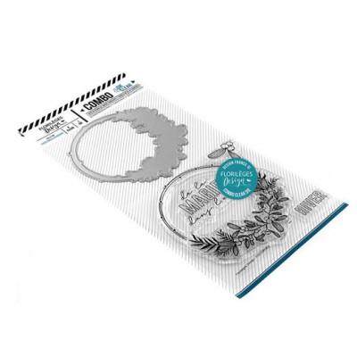 Combo Clear Die - Florilèges - Cocooning 2