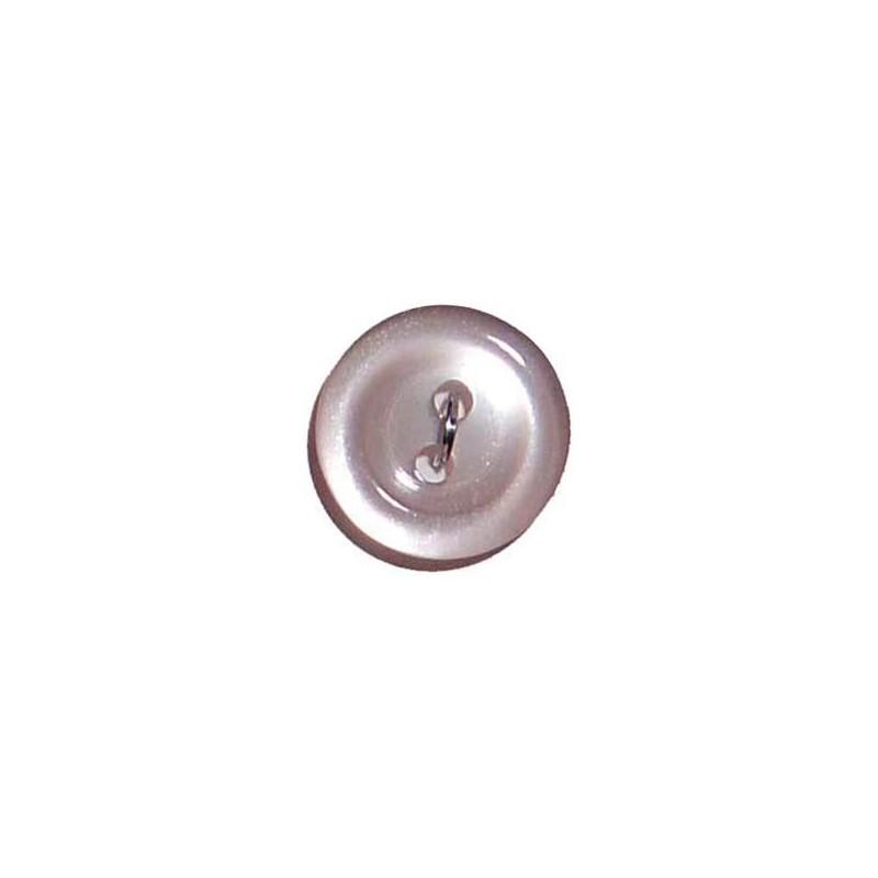 Lot de 4 boutons 1.4 cm - Rose