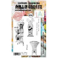 AALL & Create Stamp -245 - Mode