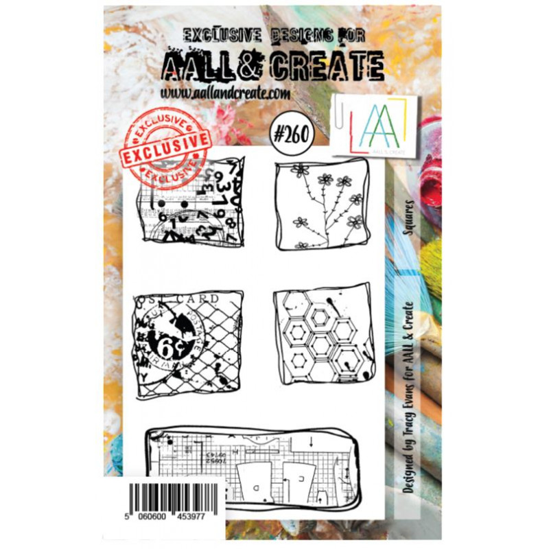 AALL & Create Stamp -260 - Encadrements