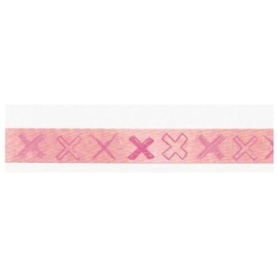 Masking Tape Les Ateliers de Karine - Croix Roses