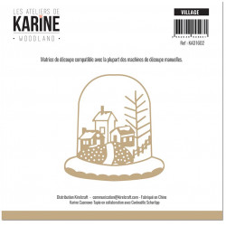 Die Les Ateliers de Karine - Woodland - Village