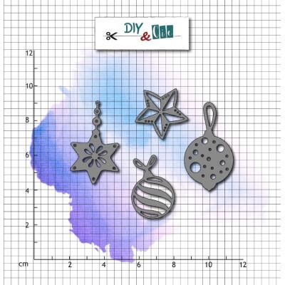 Die DIY and Cie - Bullet : déco de Noël