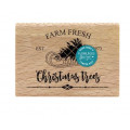 Tampon bois - Florilèges - Farm