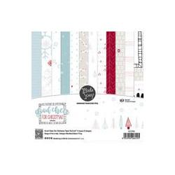 ModaScrap - Paper Pack 15.2x15.2 - Noël Bonne humeur