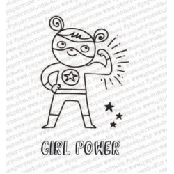 Tampons Paper Roses - Girl Power