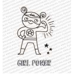 Tampons Paper Roses - Girl Power