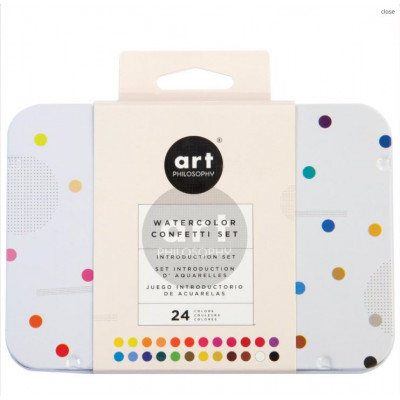 Aquarelles Prima Watercolor - Confetti set