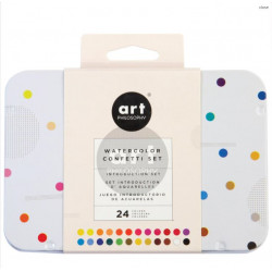 Aquarelles Prima Watercolor - Confetti set
