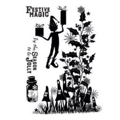 Tampons Crafter's Companion - Bois de houx